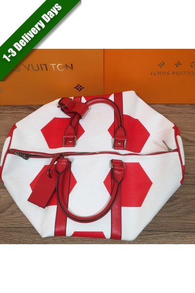 Louis Vuitton, Women's Bag, White